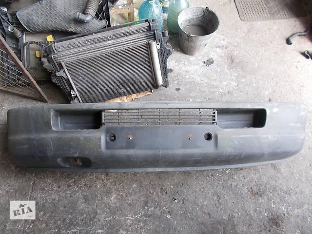 продам Б/у бампер передний для грузовика Volkswagen LT бу в Стрые