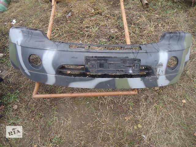купить бу Б/у бампер передний для кроссовера SsangYong Rexton в Киеве