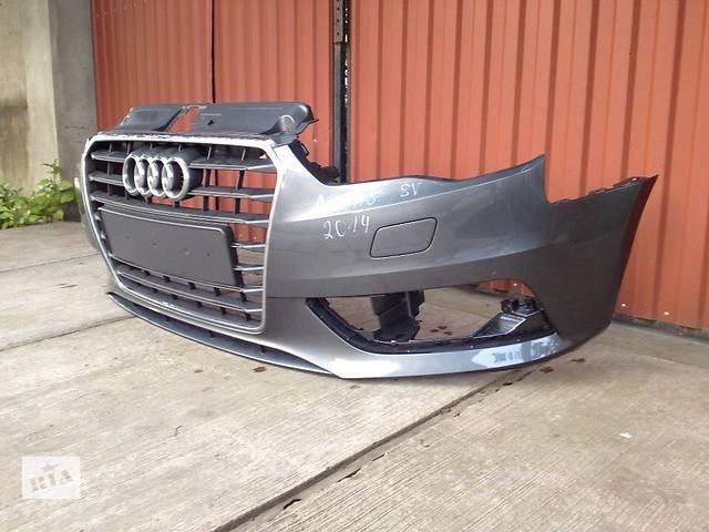 Б/у бампер передний для легкового авто Audi- объявление о продаже  в Виноградове