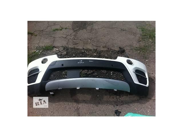 продам Б/у бампер передний для легкового авто BMW X6 бу в Ровно