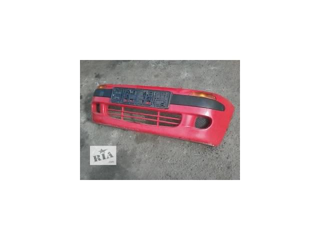 купить бу Б/у бампер передний для легкового авто Daewoo Matiz в Луцке