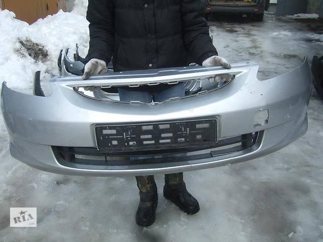 купить бу Б/у бампер передний для легкового авто Honda Jazz в Ровно