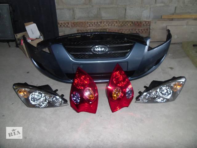 продам Б/у бампер передний для легкового авто Kia Ceed 2008 бу в Коломые