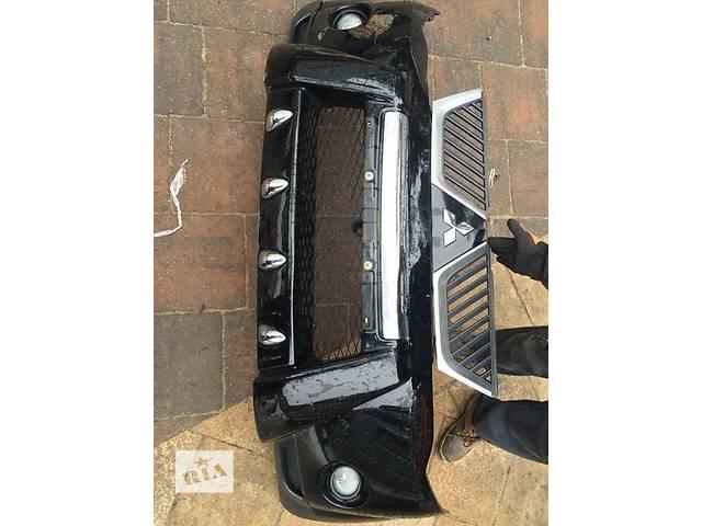 купить бу Б/у бампер передний для легкового авто Mitsubishi Outlander XL в Киеве