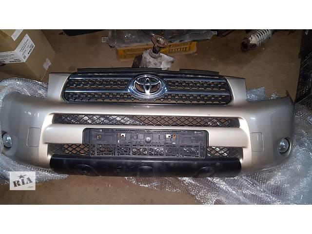 продам Б/у бампер передний для легкового авто Toyota Rav 4 бу в Ровно
