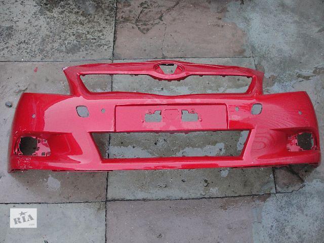 Б/у бампер передний для легкового авто Toyota Verso ДЕШЕВО В НАЛИЧИИ!!!!- объявление о продаже  в Львове