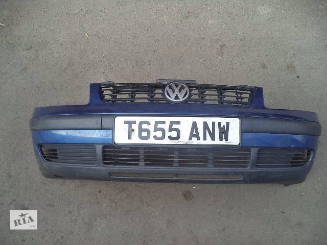 бу Б/у бампер передний для легкового авто Volkswagen Passat B5 (96-01) до рестайл в Луцке