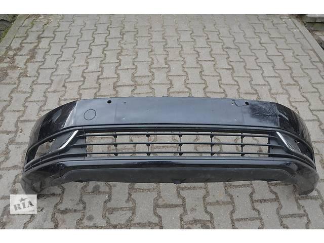 бу Б/у бампер передний для легкового авто Volkswagen Passat B7 в Чернигове