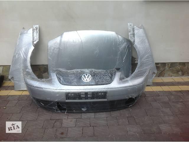 Б/у бампер передний для легкового авто Volkswagen Touran- объявление о продаже  в Львове
