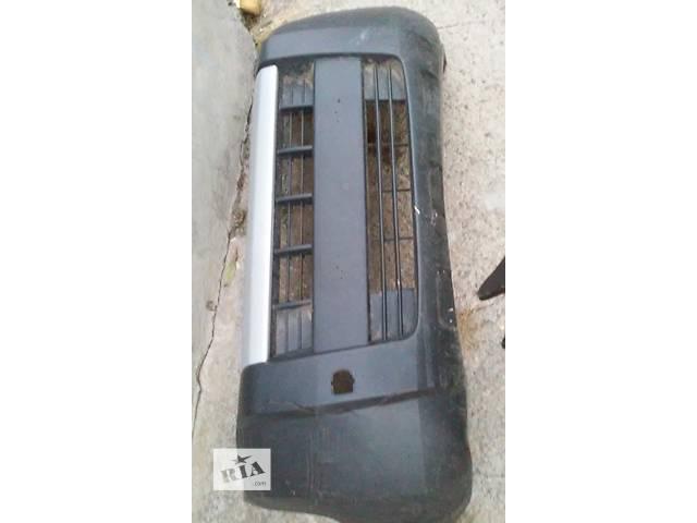 бу Б/у бампер передний для минивена Fiat Florino в Умани