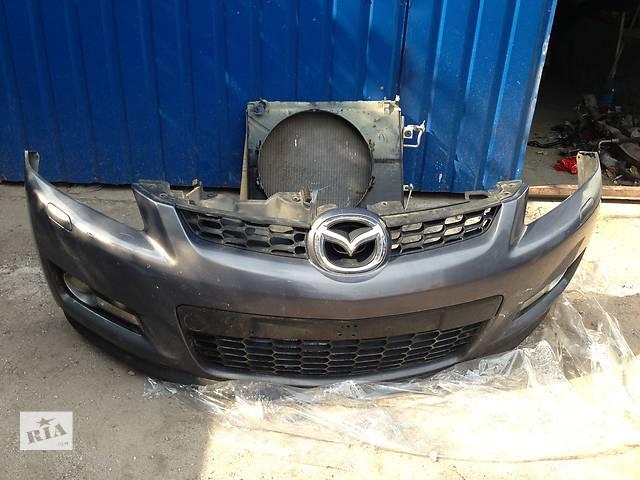 продам Б/у бампер передний Европа  Mazda CX-7 бу в Киеве
