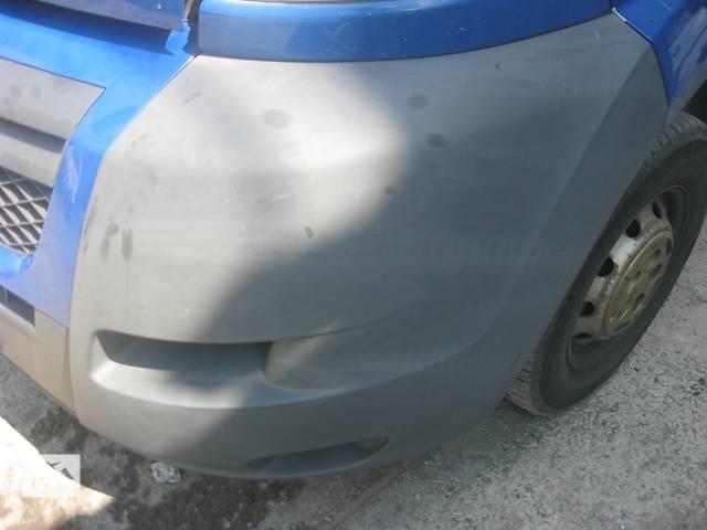 бу Б/у бампер передний Fiat Ducato 2006- в Ровно