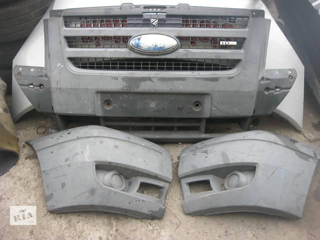 бу Б/у бампер передний Ford Transit 2006- в Ровно