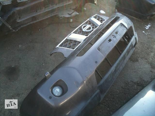 продам Б/у бампер передний  Nissan X-Trail бу в Киеве