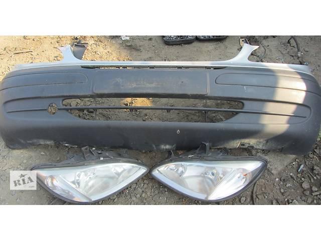 Б/у бампер передний, передній Mercedes Vito (Viano) Мерседес Вито (Виано) V639 (109, 111, 115, 120)- объявление о продаже  в Ровно