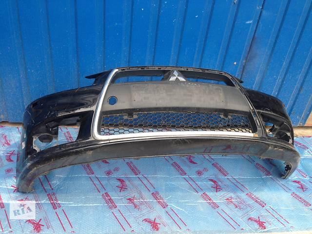 Б/у Бампер передний, задний Mitsubishi Lanser X Sportback- объявление о продаже  в Киеве