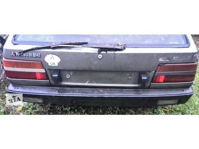 продам Б/у бампер задний для хэтчбека Mitsubishi Colt 1986г бу в Николаеве