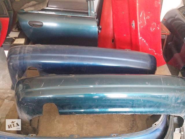 купить бу Б/у бампер задний для легкового авто Daewoo в Черкассах
