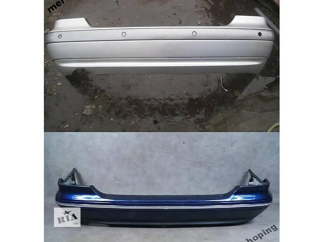 бу Б/у бампер задний для легкового авто Mercedes CLK-Class w208 00-02  в Львове