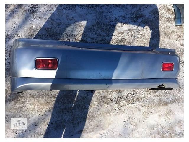Б/у бампер задний для легкового авто Mitsubishi Lancer- объявление о продаже  в Киеве