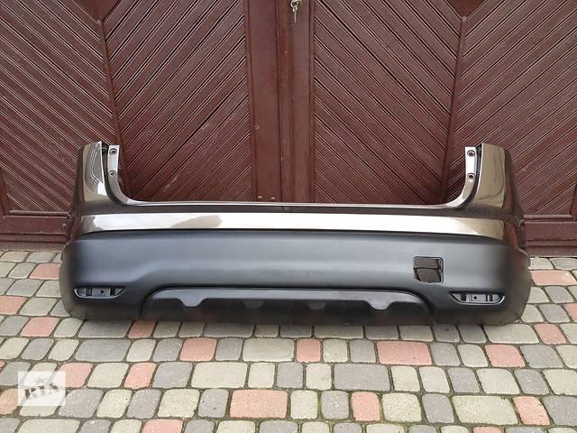 Б/у бампер задний для легкового авто Nissan Qashqai- объявление о продаже  в Львове