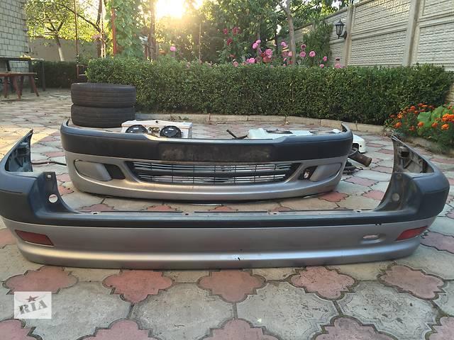 бу Б/у бампер задний для легкового авто Peugeot 306 в Ковеле