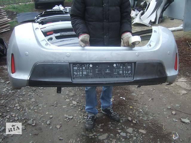 продам Б/у бампер задній для легкового авто Toyota Auris бу в Ровно