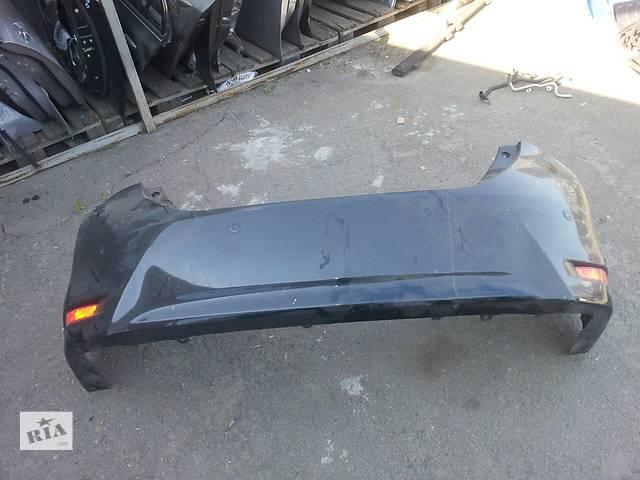 купить бу Б/у бампер задний для легкового авто Toyota Corolla в Ровно