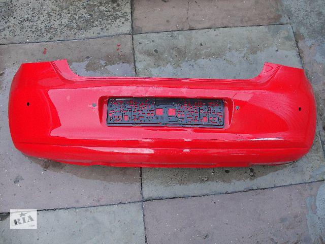 купить бу Б/у бампер задний для легкового авто Volkswagen Polo Дешево в наявностіІ!!! в Львове