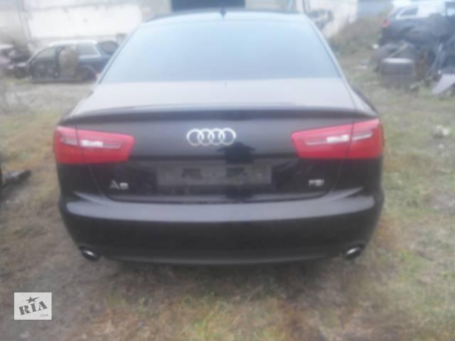 купить бу Б/у бампер задний для седана Audi A6 в Львове