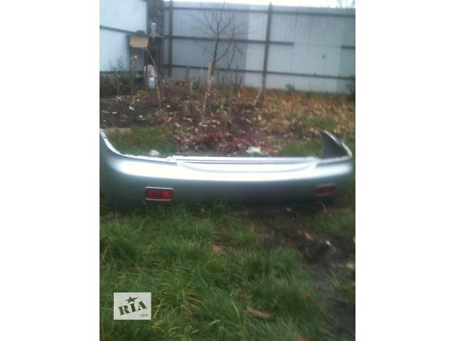 Б/у бампер задний для седана Mitsubishi Lancer- объявление о продаже  в Хмельницком
