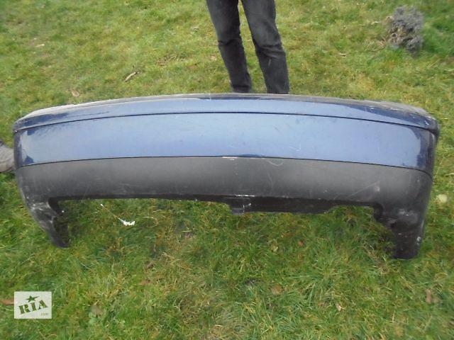 Б/у бампер задний для седана Volkswagen B5 1999- объявление о продаже  в Львове