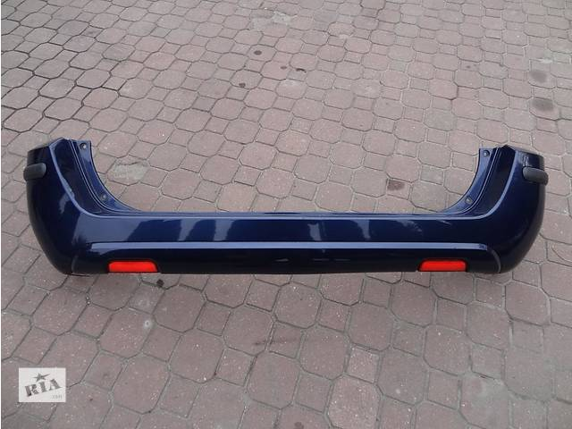бу Б/у бампер задний Ford Fusion в Киеве