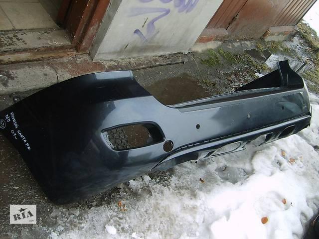 купить бу Б/у бампер задний  Hyundai Santa FE в Киеве