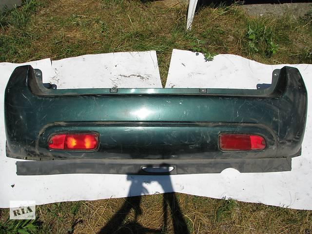 Б/у бампер задний Suzuki Ignis- объявление о продаже  в Броварах