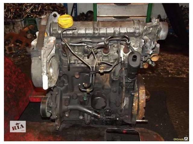 Б/у блок двигателя для автобуса Renault Kangoo- объявление о продаже  в Костополе