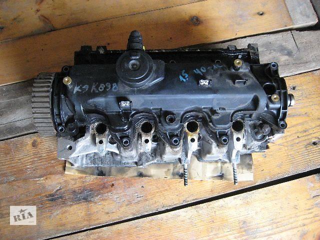 продам Б/у блок двигателя для легкового авто Renault Megane бу в Львове