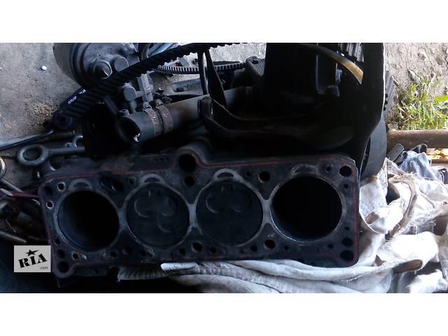 бу Б/у блок двигателя для легкового авто Volkswagen Golf II  1.6D в Луцке