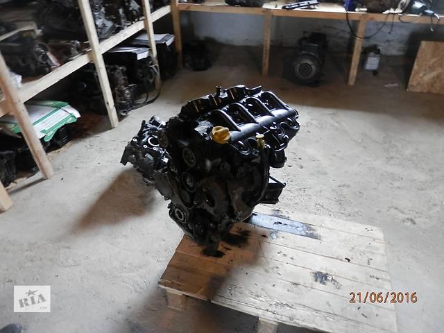 бу Б/у блок двигателя для минивена Renault Kangoo в Радивилове