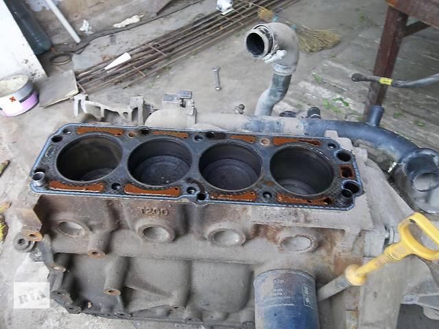 продам Б/у блок двигателя для седана Daewoo Lanos бу в Николаеве