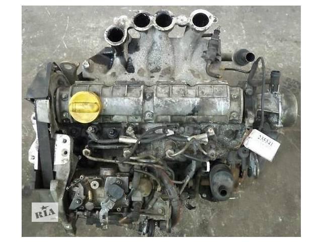 купить бу Б/у блок двигуна для легкового авто Renault 21 2.1 d в Ужгороде