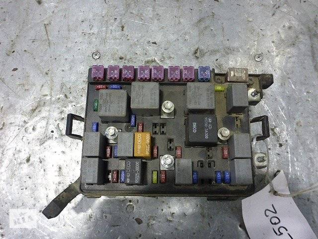 купить бу Б/у блок предохранителей для легкового авто Kia Cerato 2004-2010 р в Белогорье (Хмельницкой обл.)