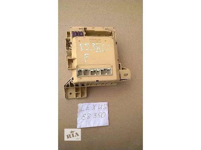 бу Б/у блок предохранителей 82730-33602 для седана Lexus ES 350 2007г в Николаеве