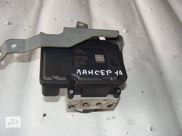 купить бу Б/у блок управления abs для легкового авто Mitsubishi Lancer X в Черкассах