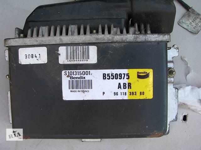 купить бу Б/у блок управления ABS Peugeot 605 1989-1999 в Броварах