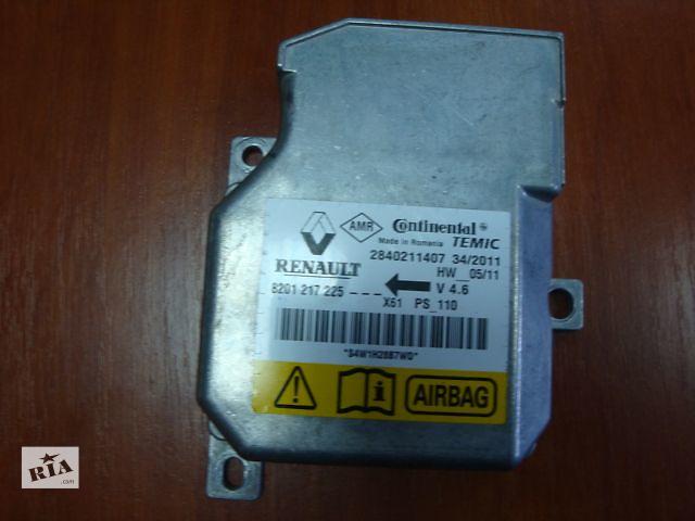 купить бу Б/у блок управления airbag для минивена Renault Kangoo в Черновцах
