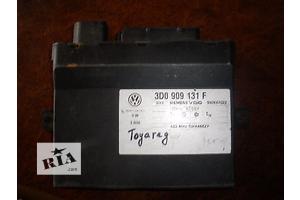 б/у Блоки управления Volkswagen Touareg