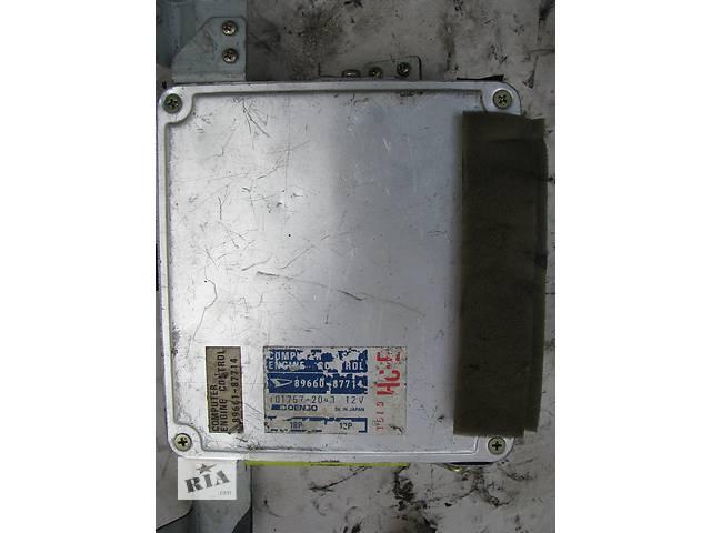 бу Б/у блок управления двигателем Daihatsu Charade 1.3i HC-E 1987-1993, 89660-87714, DENSO 101757-2040 в Броварах