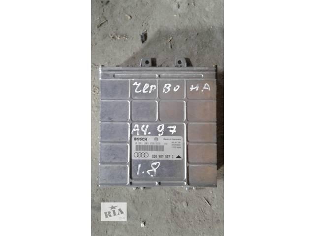бу Б/у блок управления двигателем для легкового авто Audi A4 8d0907557c в Львове