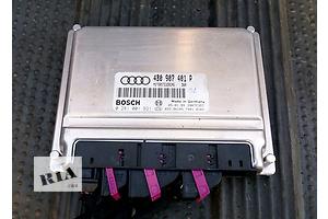 б/в Блоки керування двигуном Audi A6